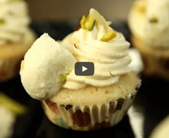 Rasmalai Cupcakes Recipe Video