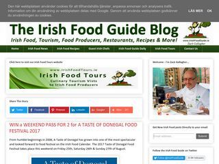 The Irish Food Guide Blog