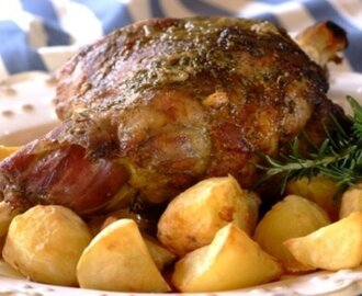 Leg of Spring Lamb | Recipes