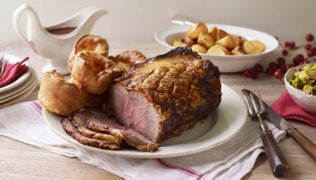 BBC Food - Recipes - The ultimate Christmas roast beef