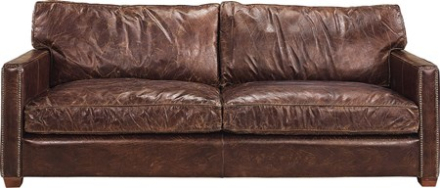 Artwood Viscount soffa 3-sits Viscount soffa 3-sits - Leather raw