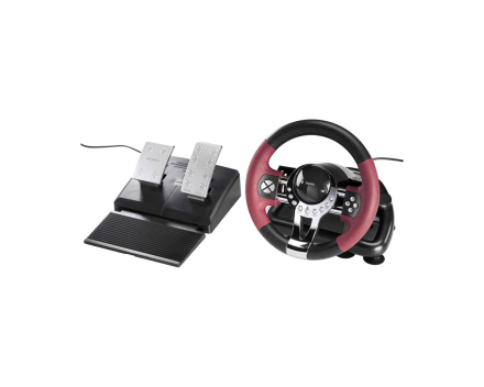 Thunder V5 Racing Wheel for PS3/PC