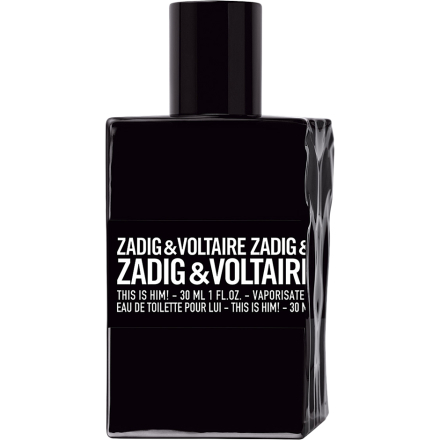 This Is Him!, 30ml Zadig & Voltaire Parfym