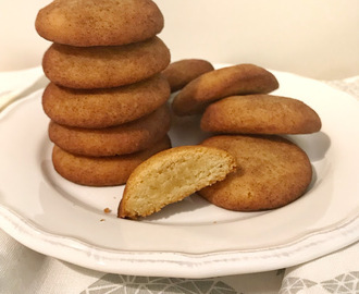 Snickerdoodles zuckerfrei / Low Carb (Blogging under the Mistletoe)
