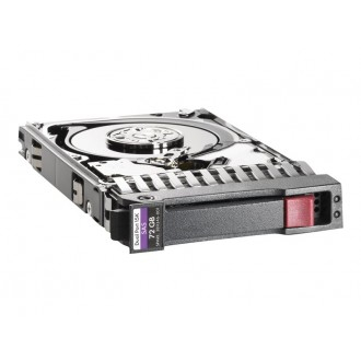 "HPE Enterprise - Hårddisk - 300 GB - hot-swap - 2.5"" SFF - SAS"