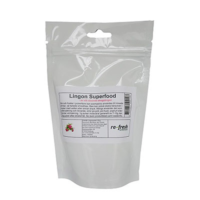 Lingon Superfood 70g