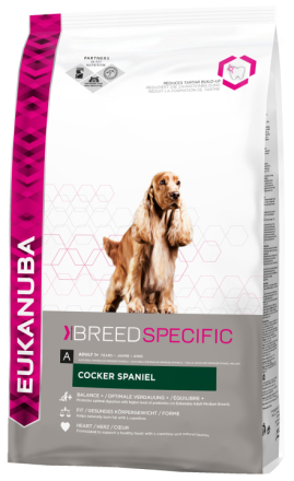 Eukanuba Dog Cocker Spaniel 7,5kg