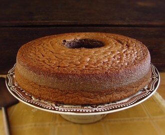 Bolo de chocolate e leite | Food From Portugal