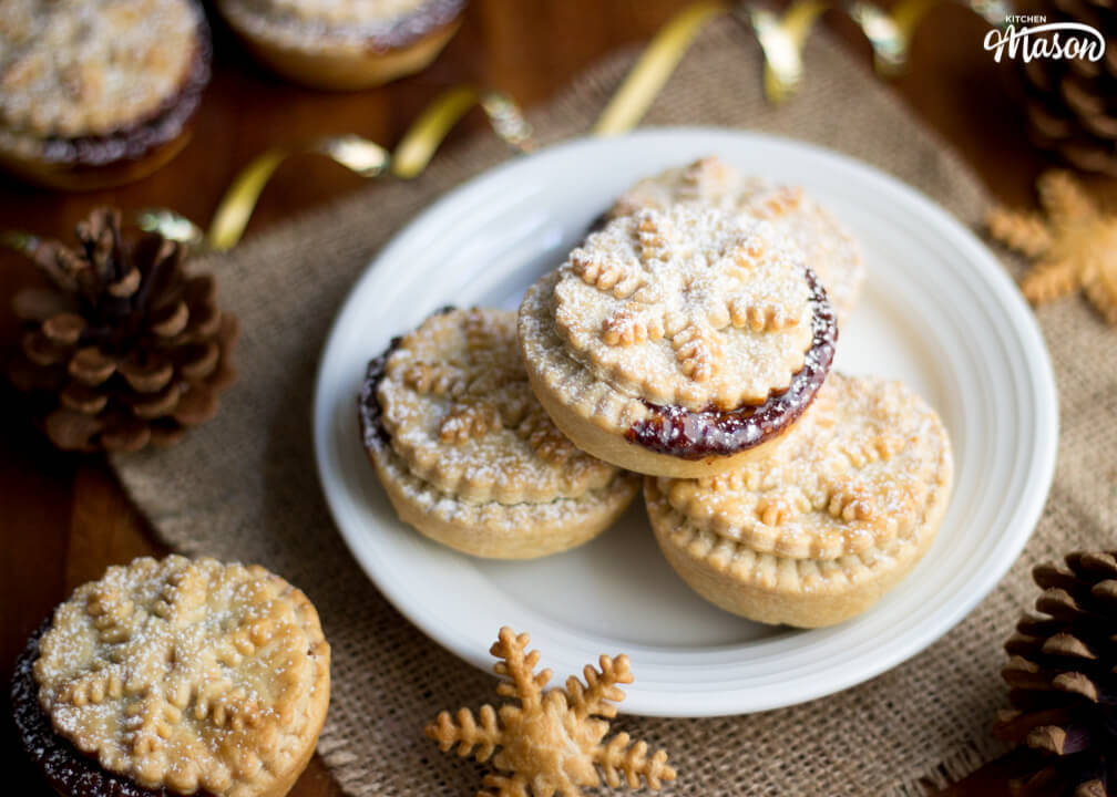The Best Shortcrust Pastry Mince Pies – From Scratch!