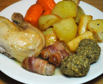 Ultimate Christmas Dinner Recipe on a Student Budget