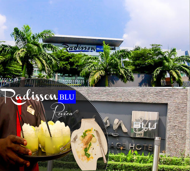 Radisson Blu Christmas Menu - Review