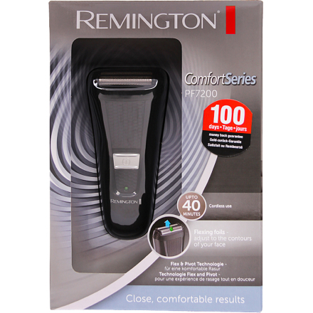 Comfort Series, Remington Trimmer
