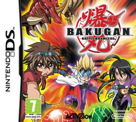 Bakugan: Defenders of the Core - Nintendo DS (begagnad)