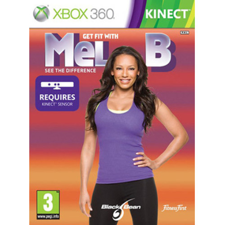 Get Fit With Mel B - Kinect - Xbox 360 (begagnad)