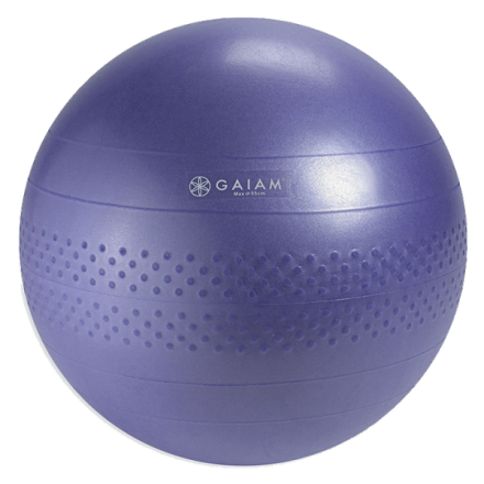 Total Body Balance Ball L 55 x B 55 x H 55 cm Lila