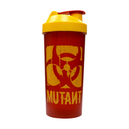 Mutant Nation Shaker, Red, 1L