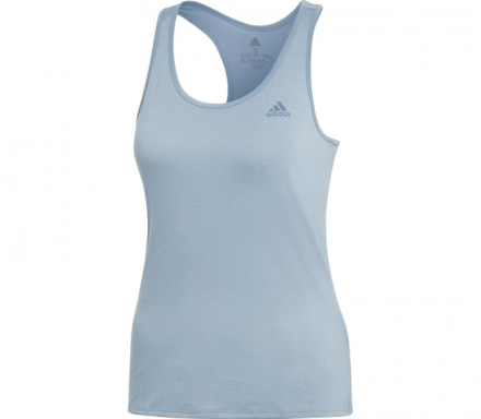 Adidas - Prime tank top women's training tank top top (blue) - S