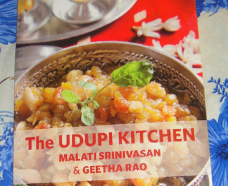 The Udupi Kitchen – Cookbook Review   - Sihi Kumbalkai Raita