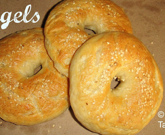 Bagels - Popular American Breakfast Bread