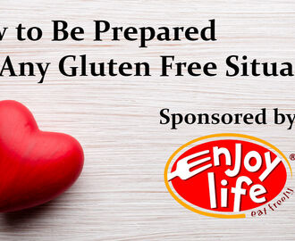 How to Be Prepared For Any Gluten Free Situation (Which is hardest for you?)