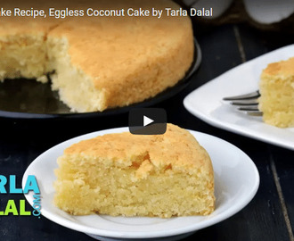 Coconut Cake Recipe Video