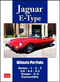 Jaguar E-Type Ultimate Portfolio