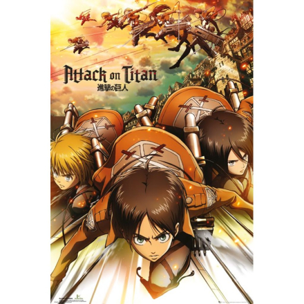 Attack on Titan - Attack