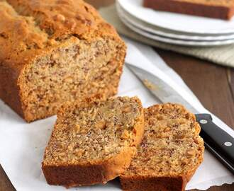 BANANA BREAD RECIPE WITH AN AWESOME TASTE