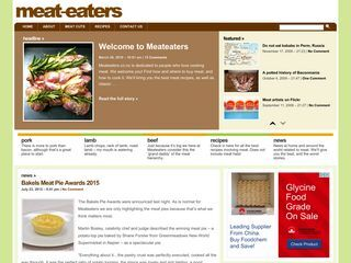 Meateaters - All about meat