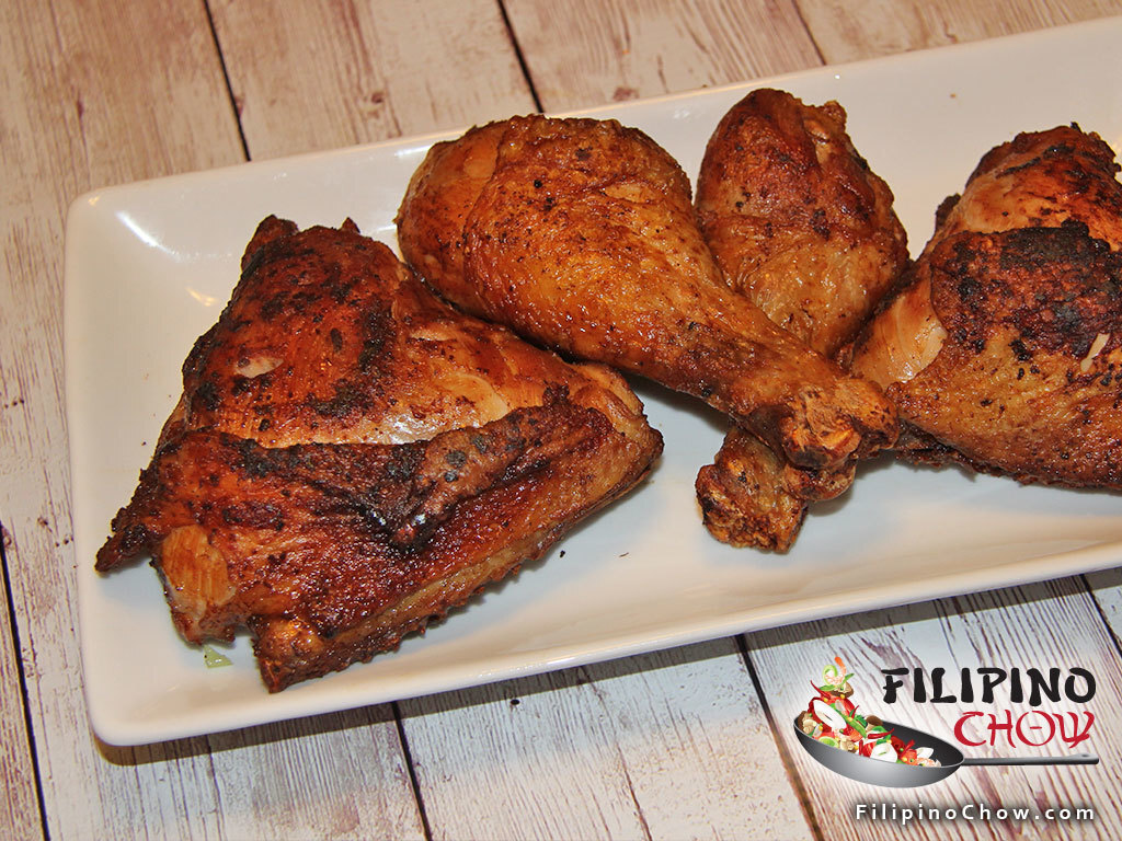 Fried Chicken (Pritong Manok)