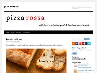 pizzarossa | Just another recipe blog
