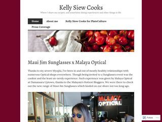 Kelly Siew Cooks | Where I share my recipes, and sometimes dining experiences.