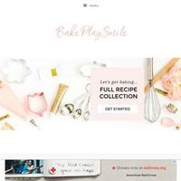 Bake Play Smile -