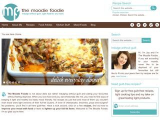 the moodie foodie | Light food for any mood. Indulge in low fat, low calorie, healthy recipes for any mood you'll have today
