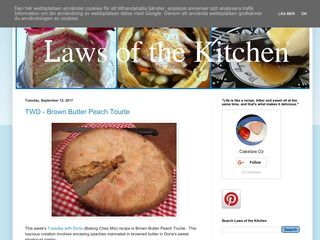 Laws of the Kitchen