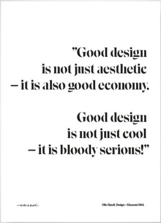 Olle Eksell - Good Design