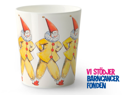 Design House Stockholm Elsa Beskow mugg 28 cl - Clown