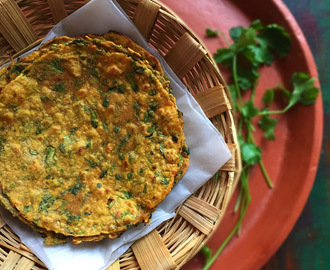 Methi Thepla | Fenugreek Flatbreads from Gujarat