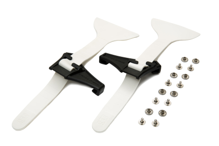 Pomoca Splitboard tail strap + rivets