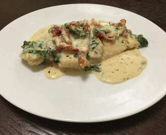 Creamy Tuscan Chicken