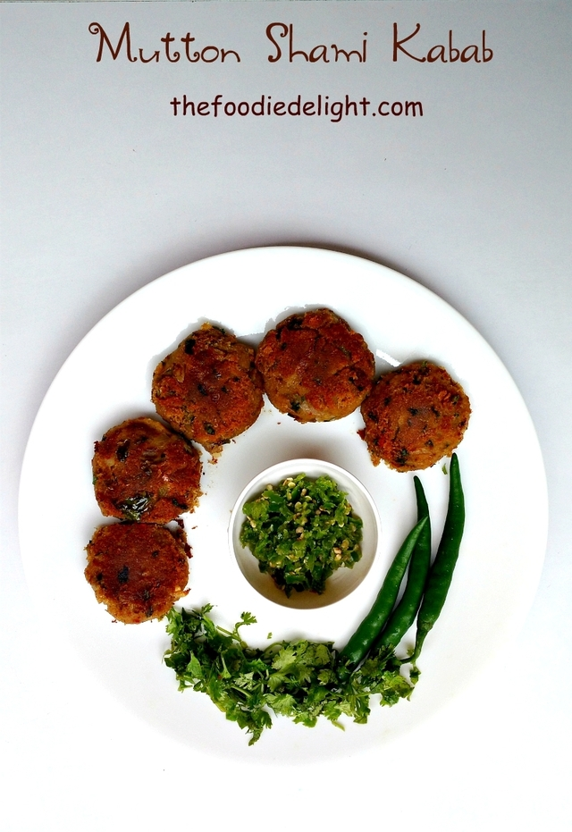 Mutton Shami Kababs Recipe | How to Make Mughlai Shami Kababs