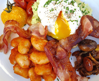 Breakfast by Burnt Toast Café - oder die besten Beaked Beans in London