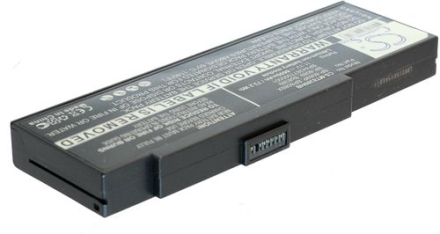 Packard Bell EasyNote W3450, 11.1V, 6600 mAh