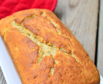Plantain Cake/Plantain Bread (video)
