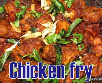 Kundapur Chicken fry