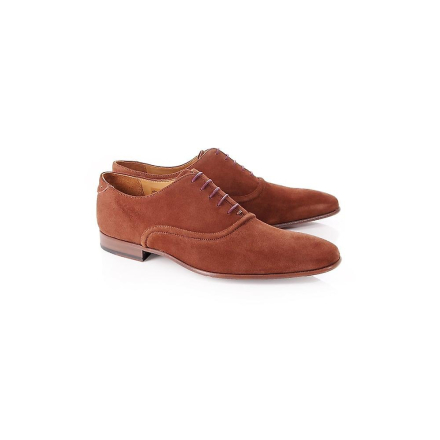 Paul Smith Shoe Mens Paul Smith sko Mens Leo mocka sko med kontrast...