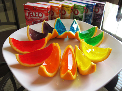 Ideas creativas para hacer Jello-Shots Originales