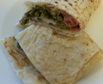 Whole Wheat Piadina