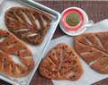 Fougasse (100% whole wheat)