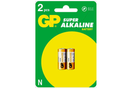 GP Ultra Alkaline LR1 (GP 910A-U2) 2-pack